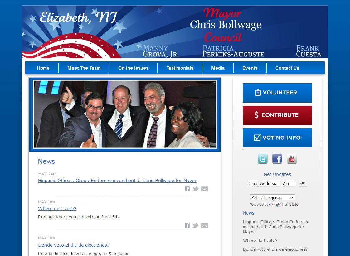 Political Websites By Campaign Partner Campaign Websites For